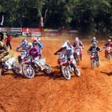 Copa Interestadual de Motocross. Largada 230F e MXN