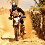 Guilherme Cascaes, piloto de enduro de regularidade do Team Rinaldi - Rodrigo Borella