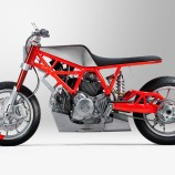 As concessionárias Ducati Marin Speed Shop (USA) e Untitled Motorcycles (UK) entraram no Custom Rumble, concurso mundial de customização da marca para o modelo Scrambler.