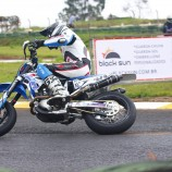 Rafael Fonseca #1 (Piquet Sports Supermoto Performance Motoparts), venceu a segunda etapa do Supermoto Brasil Cup FPM, disputada em Araraquara (SP).