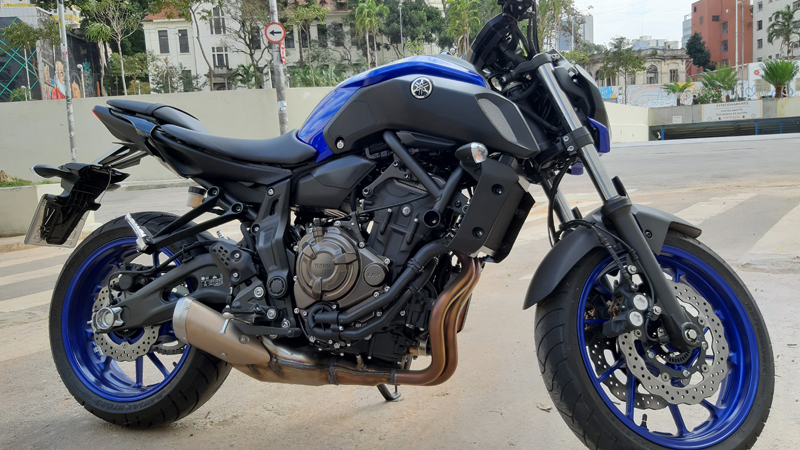 The Yamaha MT-03 Finally Comes to the USA as a 2020 Model